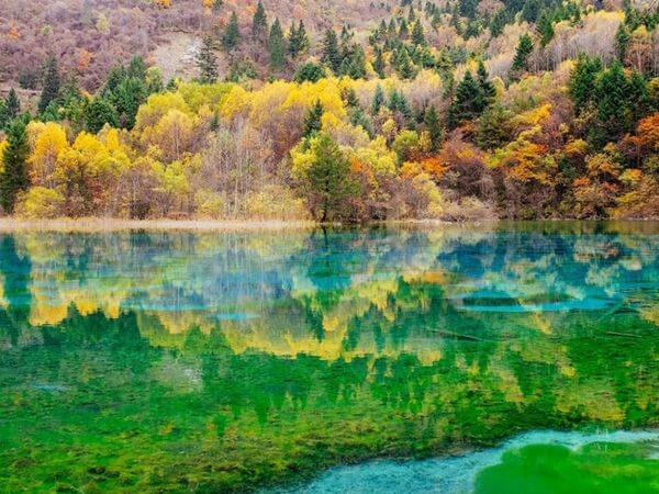 Seven Stunning Lakes for Globetrotters