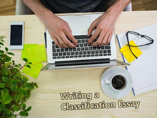 Writing a Classification Essay